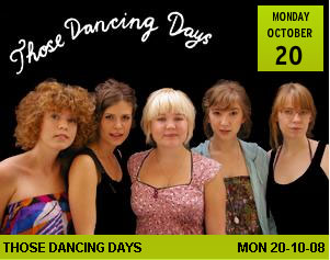 those dancing days