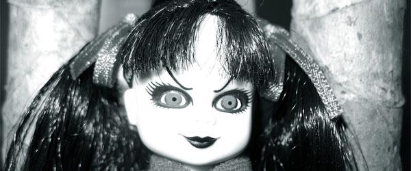 metal doll