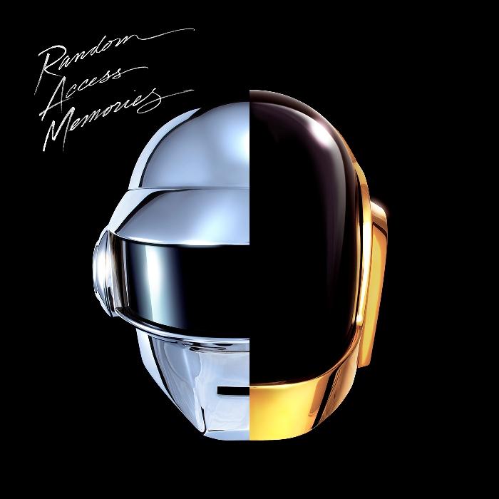 Daft-Punk-Albumcover