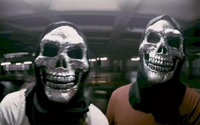 Reflective-Skull