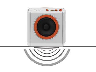 audiocube-bass