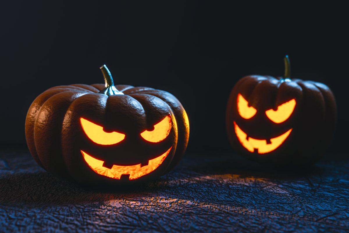 Süßes, sonst gibt's Saures! Die Playlist zu Halloween.