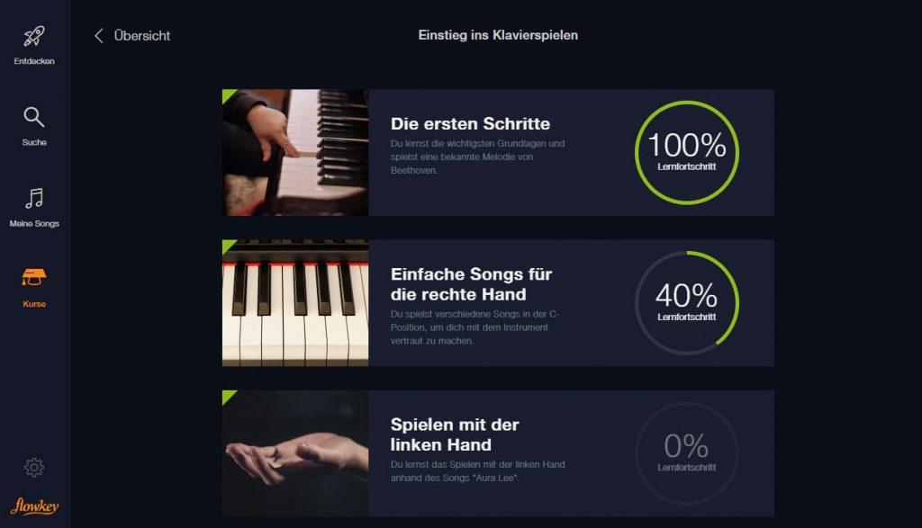 flowkey - Lerne Klavier mit den Songs, die du liebst